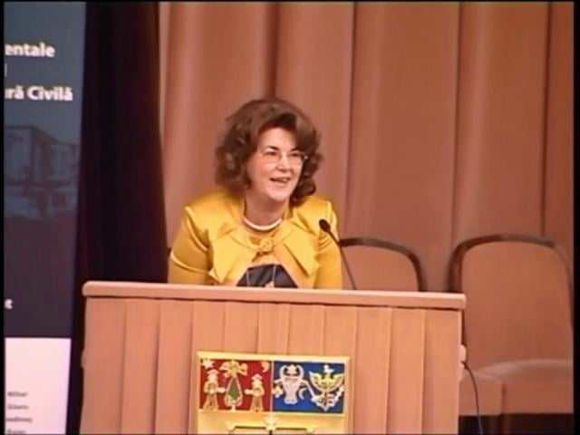 Lucian Mihai – Virginia Vedinas  | Reglementări fundamentale în NCPC | 17.02.2012