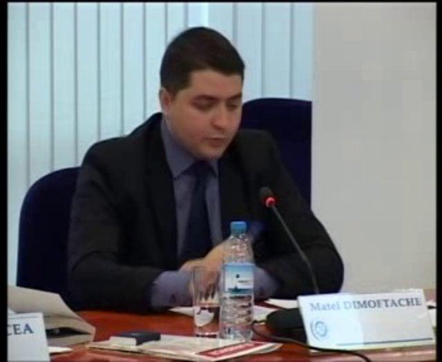 Matei Dimoftache |  Instrumente de plată: titluri de credit l | 24 noiembrie 2011