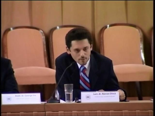 Marieta Avram – Razvan Dinca   | Reglementări fundamentale în NCPC | 17.02.2012