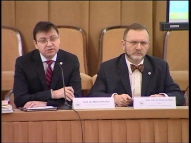 Marian Nicolae – Partea introductiva  | Reglementări fundamentale în NCPC | 17.02.2012