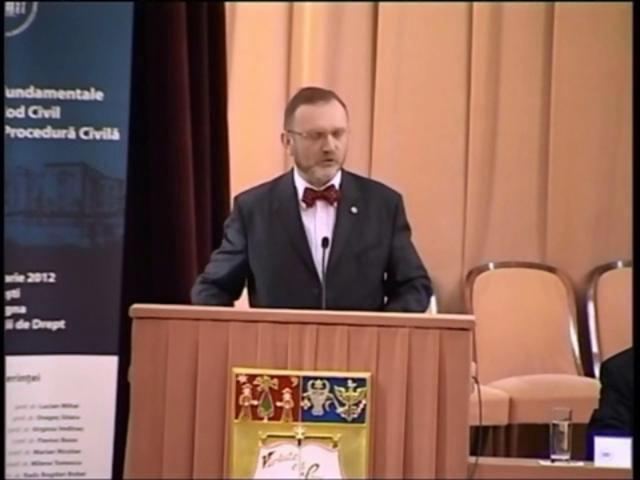 Flavius Baias-  Partea introductiva    Reglementări fundamentale în NCC si NCPC   17-18 februarie 2012