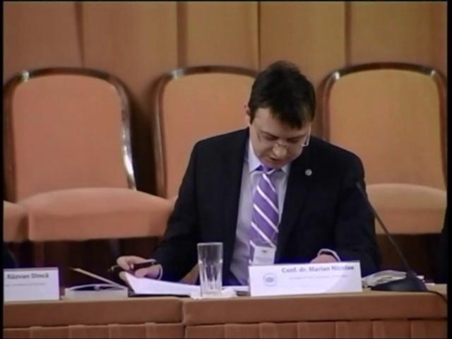 Marieta Avram – Marian Nicolae   | Reglementări fundamentale în NCPC | 17.02.2012