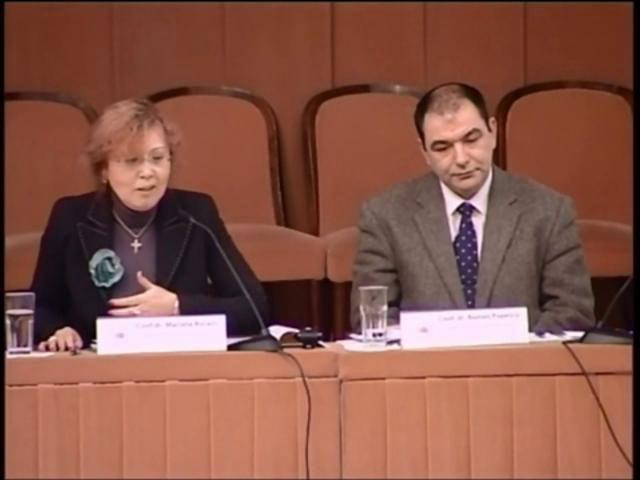Romeo Popescu – Marieta Avram  | Reglementări fundamentale în NCPC | 17.02.2012