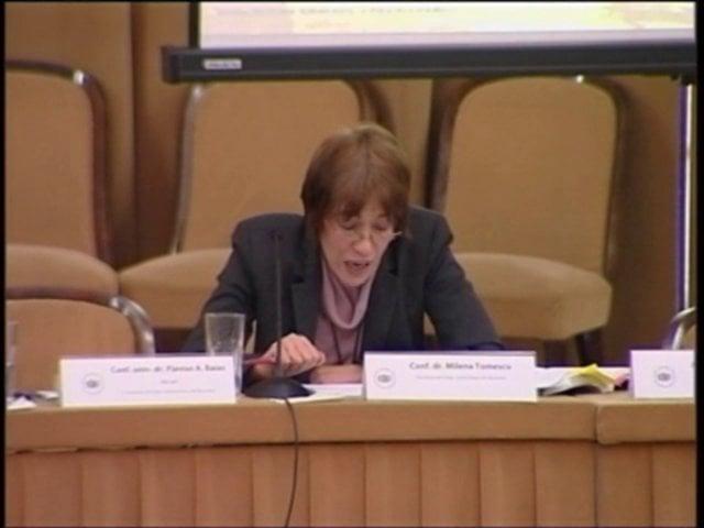 Marian Nicolae – Milena Tomescu  | Reglementări fundamentale în NCPC | 17.02.2012