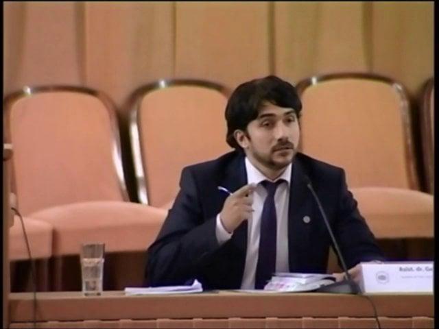 Marieta Avram – George Ilie   Reglementări fundamentale în NCPC   17.02.2012