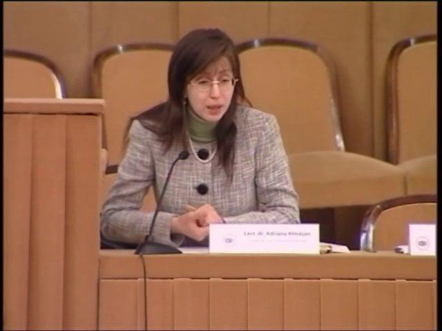 Marian Nicolae – Adriana Almasan   Reglementări fundamentale în NCPC   17.02.2012