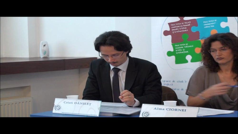 Cristina Rachita – Cristi Danilet | NCC – Exercitarea autoritații parintești- probleme românesti | 2 martie 2012