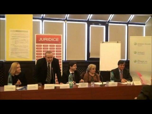 Daniel Fenechiu – Partea introductiva   Reglementări fundamentale în NCPC   18.02.2012