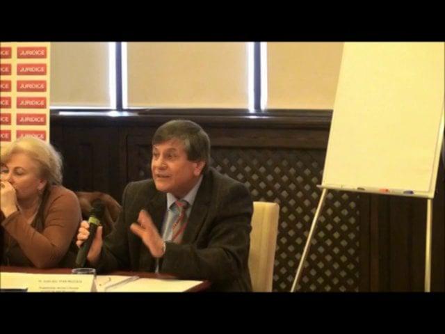Gabriela Savu – Mihai Rapcea | Reglementări fundamentale în NCPC | 18.02.2012