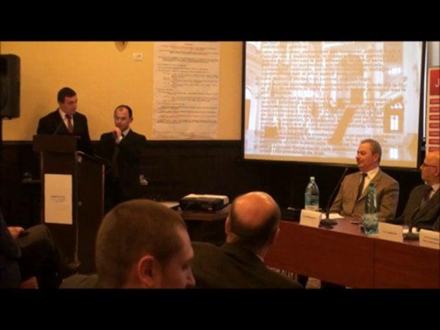 Serban Lovin Mihnea – Stoica Daniel Caraman | Reglementări fundamentale în NCPC | 18.02.2012
