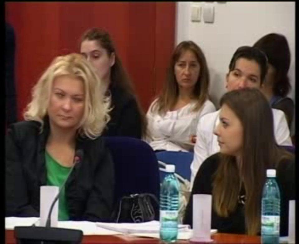 Forta juridica a hotararilor arbitrale  2011.10.6 | PANEL 2