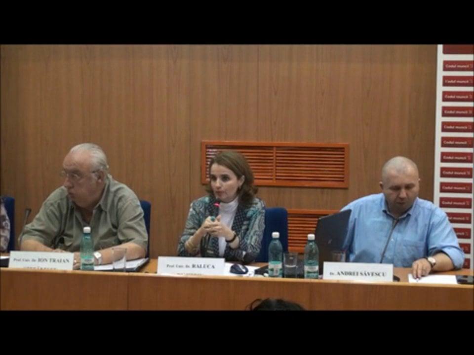 Raluca Dimitriu   Probleme dificile de dreptul muncii   04 mai 2012