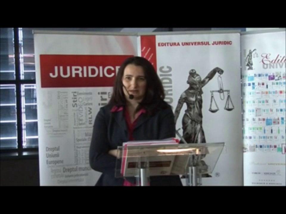 Florina Morozan | Probleme dificile de dreptul muncii | 04 mai 2012