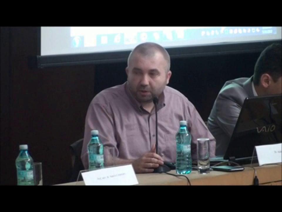 Cuvant introductiv Andrei Savescu | Conferința de Dreptul Afacerilor. Lecțiile crizei: adaptabilitatea și inovația | 11 mai 2012