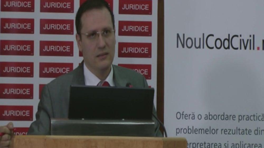 Radu Rizoiu   Probleme dificile de drept civil   28 -29 noiembrie 2012