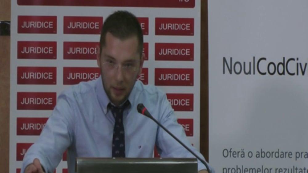 Vlad Diaconita   Probleme dificile de drept civil   28 -29 noiembrie 2012