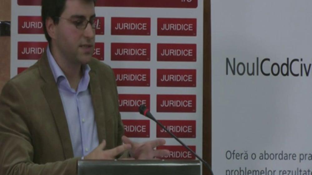 Radu Diaconu   Probleme dificile de drept civil   28 -29 noiembrie 2012