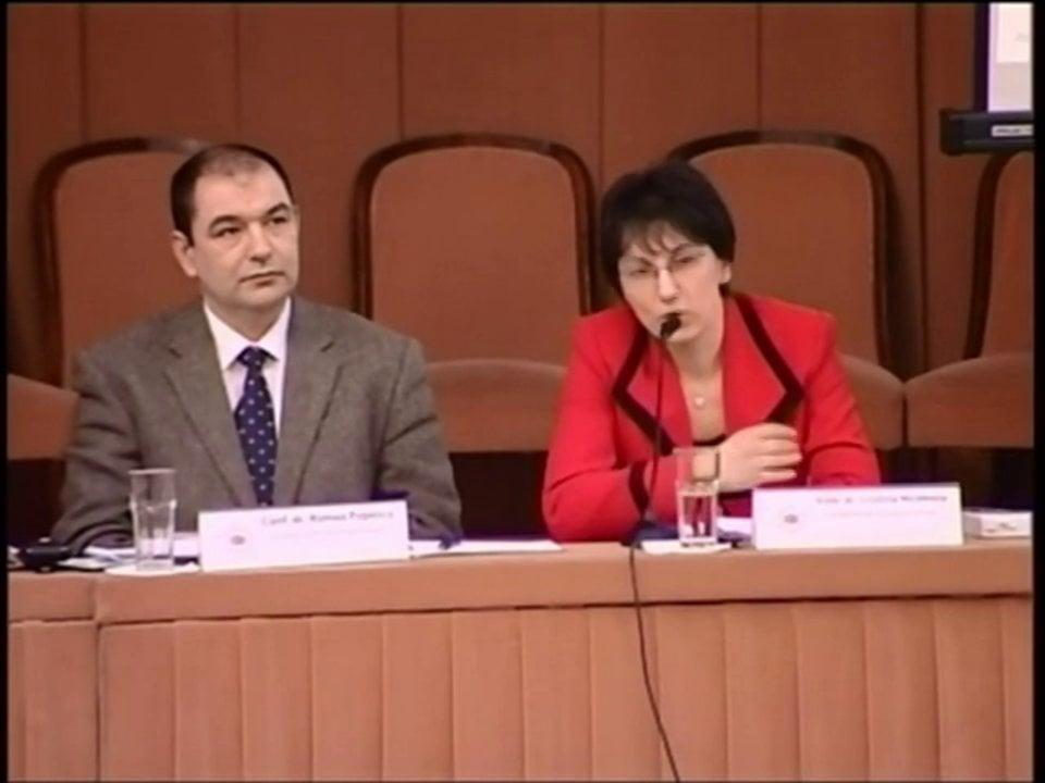 Romeo Popescu – Cristina Nicolescu  | Reglementări fundamentale în Noul Cod de Procedură Civilă | 17.02.2012