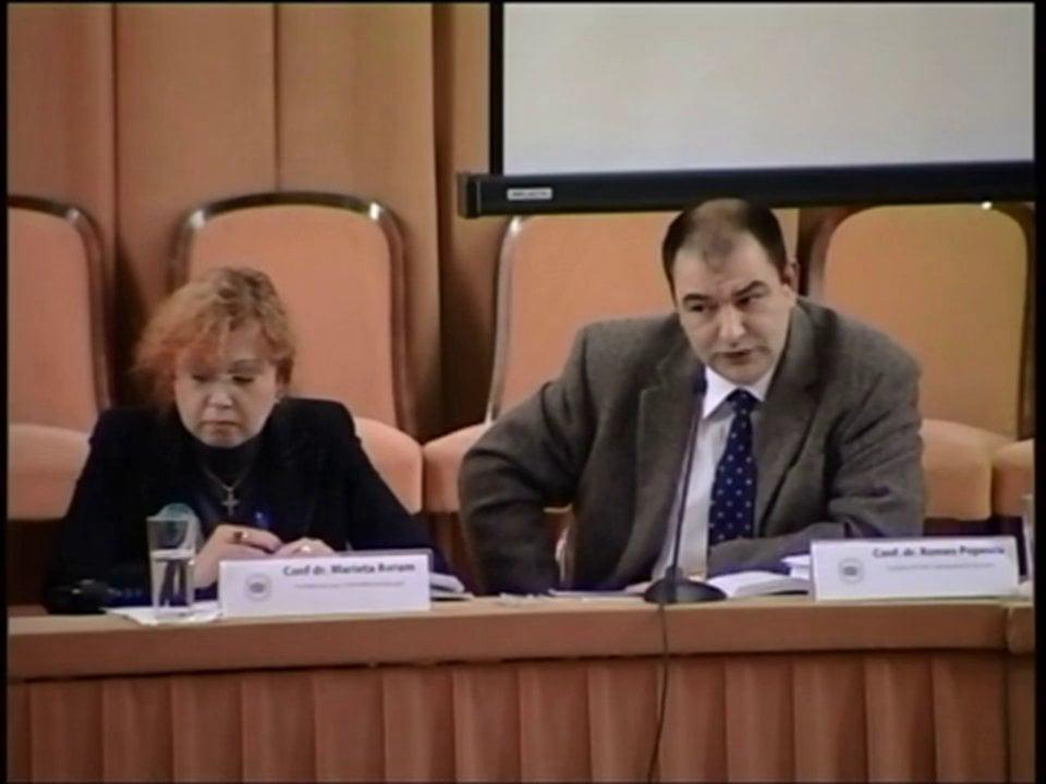 Marieta Avram – Romeo Popescu  | Reglementări fundamentale în Noul Cod de Procedură Civilă | 17.02.2012