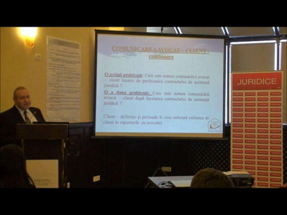 Gabriela Savu – Daniel Fenechiu | Reglementări fundamentale în NCPC | 18.02.2012