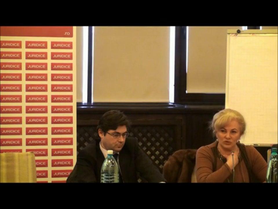 Gabriela Savu – Lidia Barac   Reglementări fundamentale în NCPC   18.02.2012