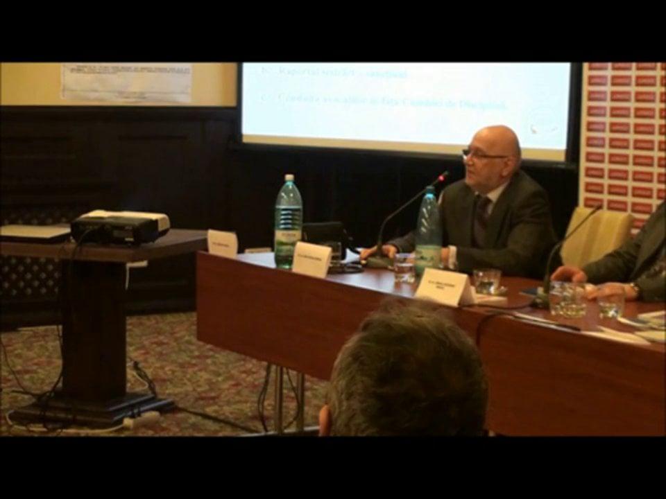 Gabriela Savu – Mircea Dobran | Reglementări fundamentale în NCPC | 18.02.2012