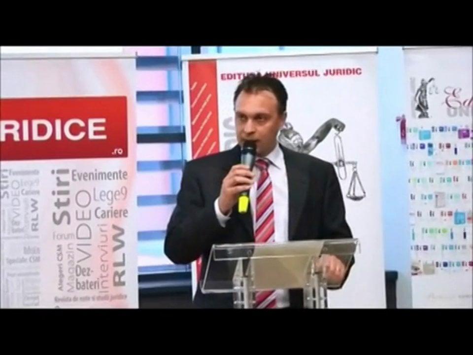 Cristian Domocos-  Partea introductiva   Reglementări fundamentale în NCPC   18.02.2012
