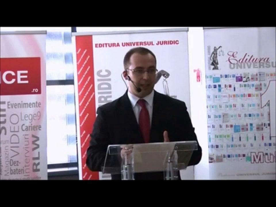 Mircea Ursuta | Reglementări fundamentale în NCPC | 18.02.2012