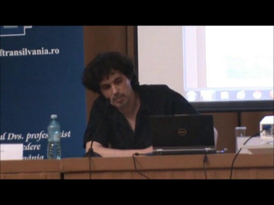 Liviu Damsa | Conferința de Dreptul Afacerilor. Lecțiile crizei: adaptabilitatea și inovația | 11 mai 2012