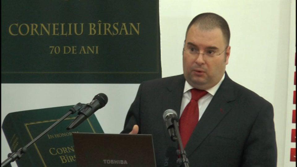 Probleme de drept civil și de procedură civilă în reglementarea Noilor Coduri | Băile Olănești | 23 februarie 2013 | PANEL 6