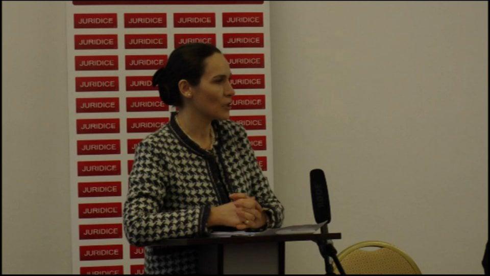 Probleme de drept civil și de procedură civilă în reglementarea Noilor Coduri   Băile Olănești   23 februarie 2013   PANEL 5
