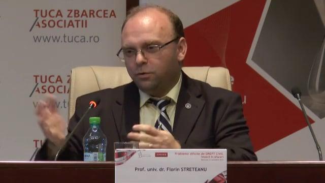 Florin Streteanu | Probleme dificile de drept civil (ed. 3). Impact în afaceri