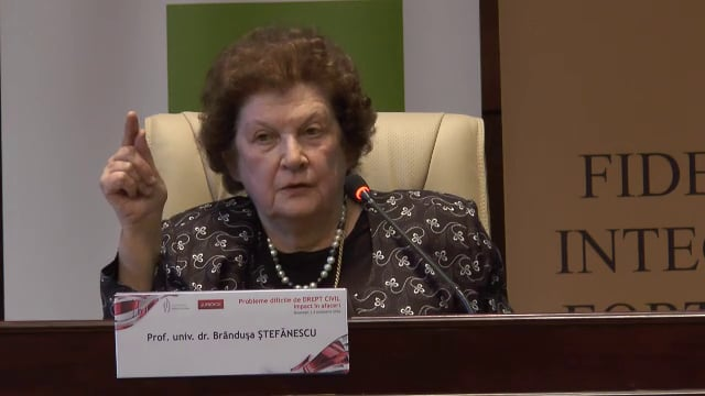 Brandușa Ștefanescu   Probleme dificile de drept civil (ed. 3). Impact în afaceri