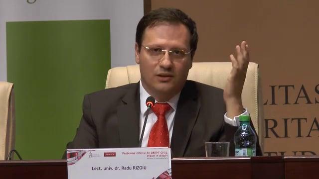 Radu Rizoiu | Probleme dificile de drept civil (ed. 3). Impact în afaceri