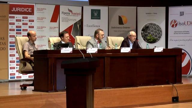 Discutii Panel 5  | Probleme dificile de drept civil (ed. 3). Impact în afaceri