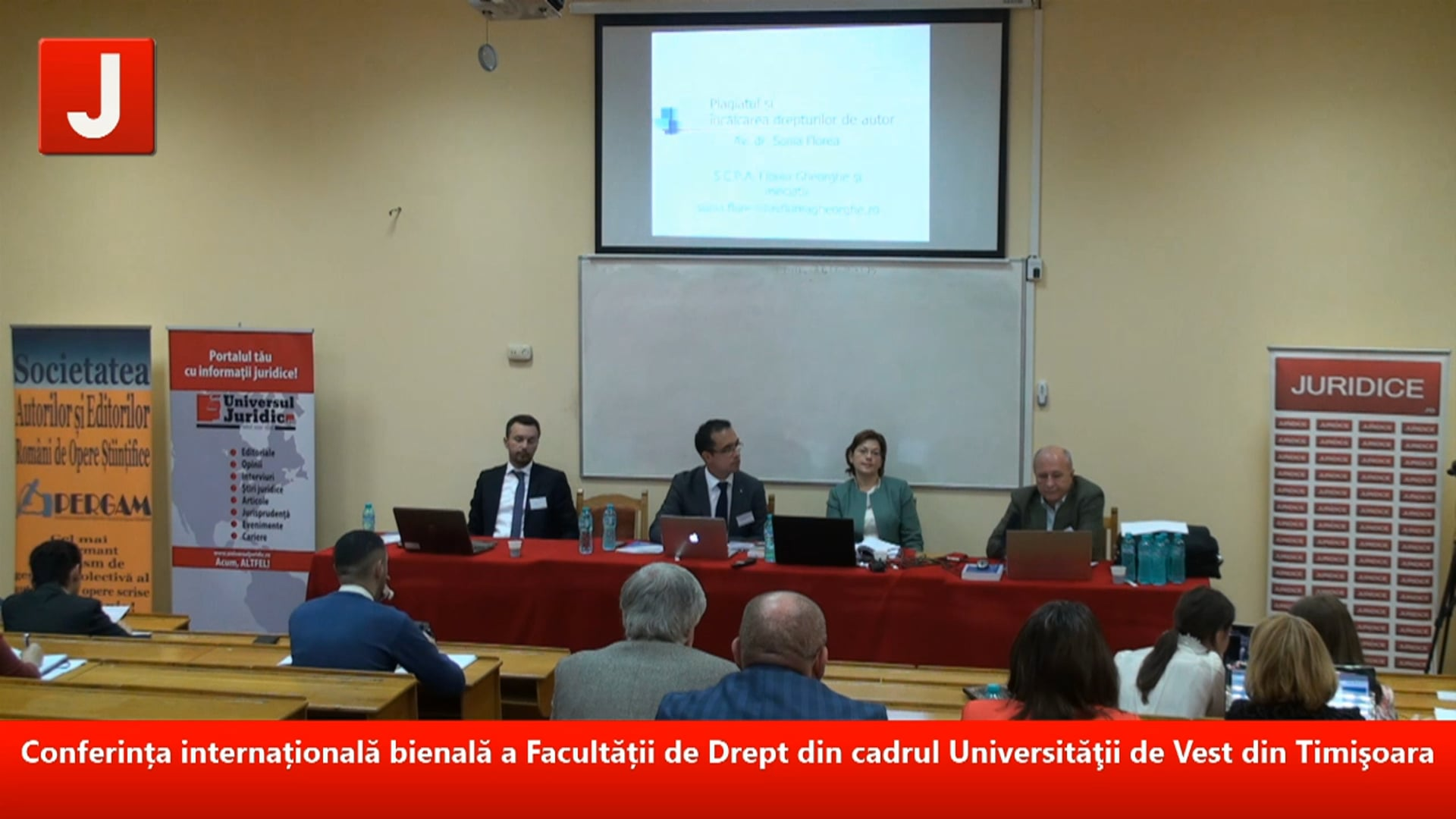 Trends and transformations in IP Infringement and enforcement / 28-29 octombrie 2016, Timișoara | PANEL 2