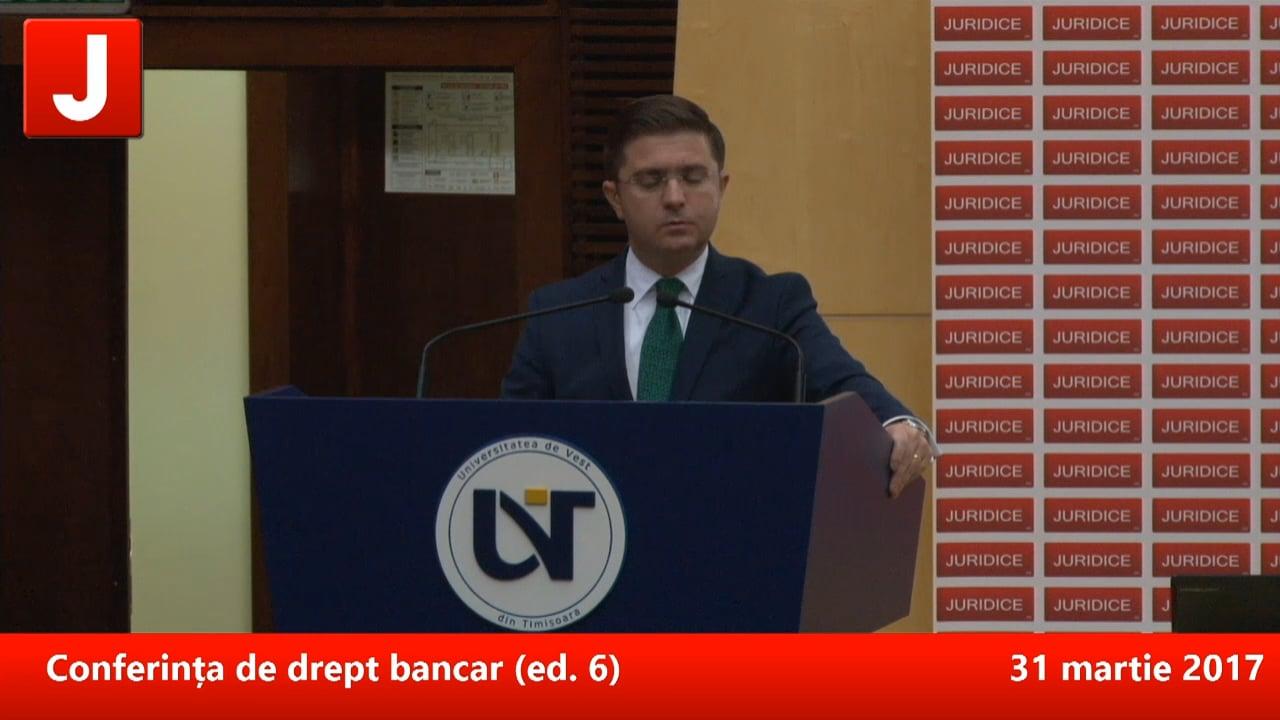 Conferința de drept bancar (ed. 6)   PANEL 1