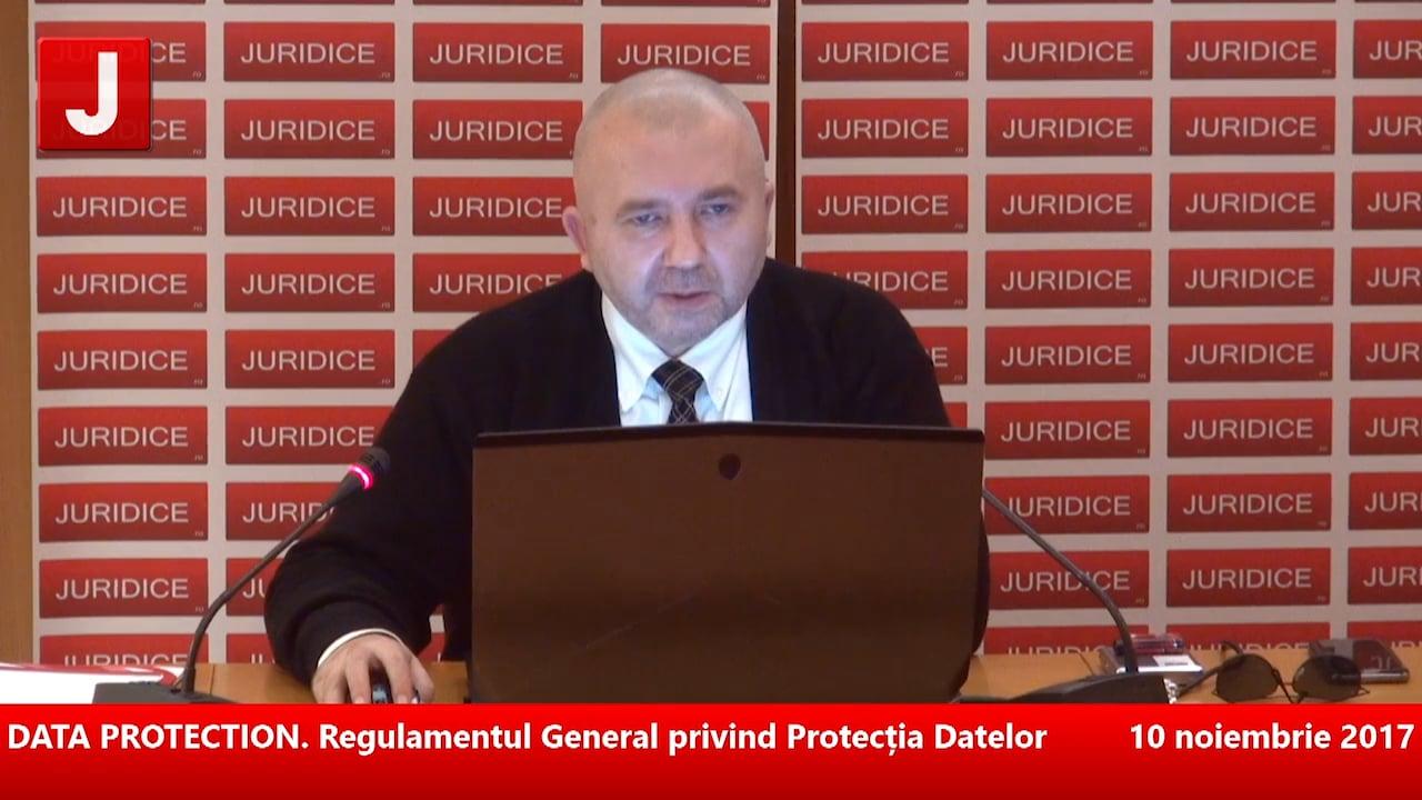 DATA PROTECTION. Regulamentul General privind Protecția Datelor | PANEL 2