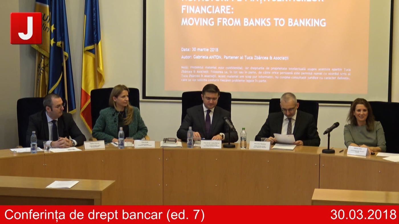 Conferința de drept bancar (ed. 7) | PANEL 3