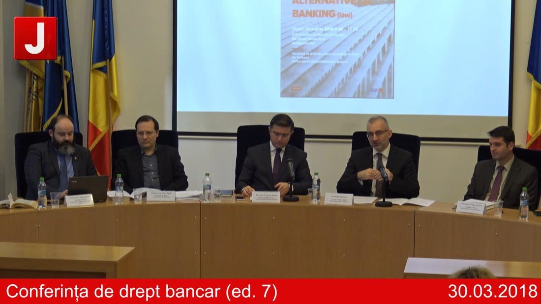 Conferința de drept bancar (ed. 7) | PANEL1