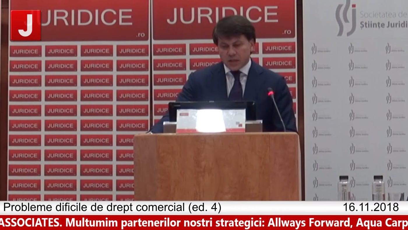 Oleg Efrim | Probleme dificile de drept comercial (ed. 4)
