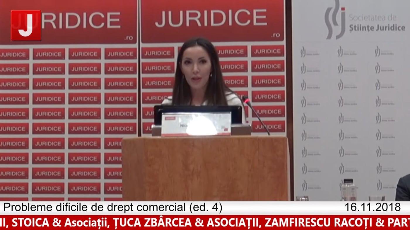 Nicoleta Răduță | Probleme dificile de drept comercial (ed. 4)