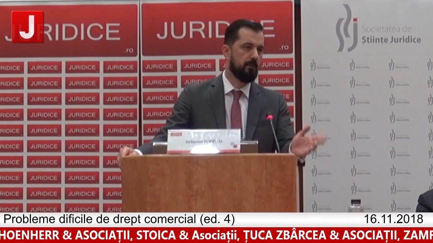 Octavian Popescu | Probleme dificile de drept comercial (ed. 4)