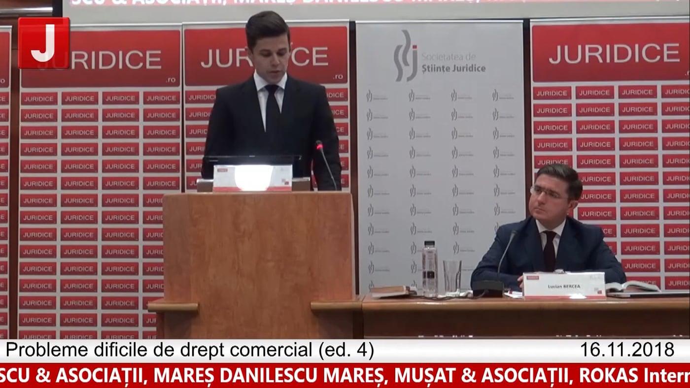Adrian Șandru | Probleme dificile de drept comercial (ed. 4)