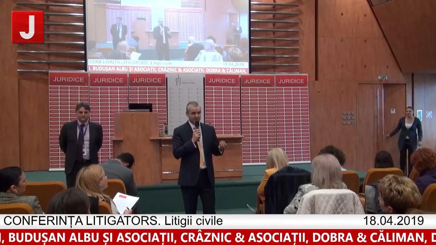 Prezentare SINTACT Wolters Kluver    LITIGATORS   Drept Civil