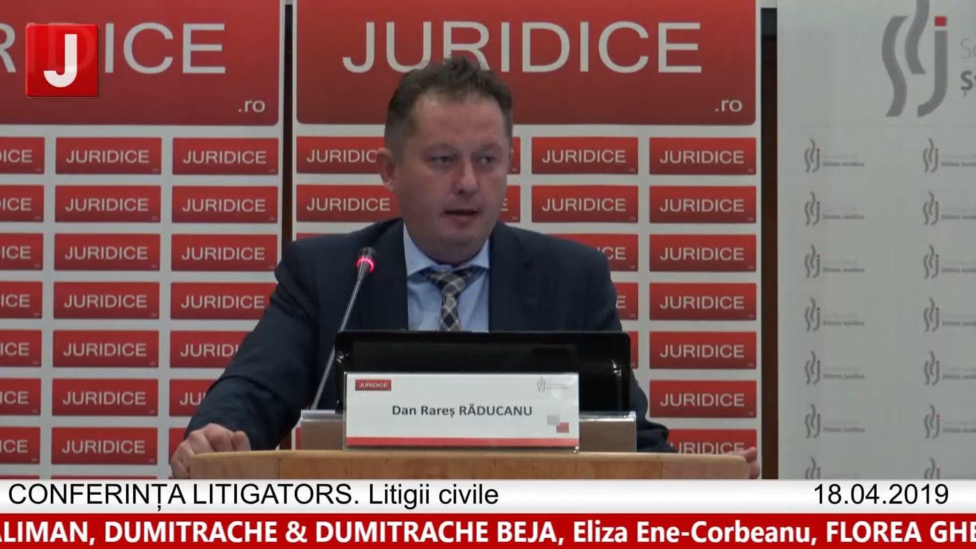 Dan Rareș Răducanu | LITIGATORS | Drept Civil