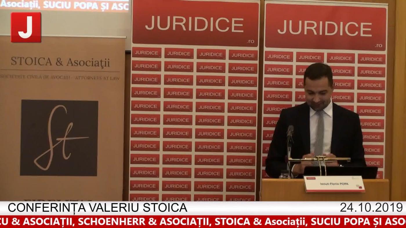 Ionut-Florian Popa – Conferința Valeriu Stoica 2019