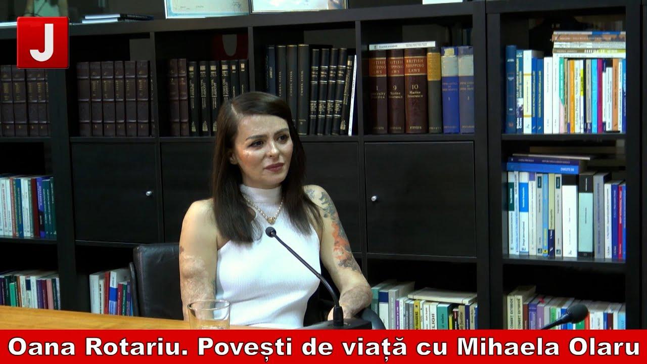 Povestea unei supraviețuitoare – Oana Rotariu | Povești de viață cu Mihaela Olaru