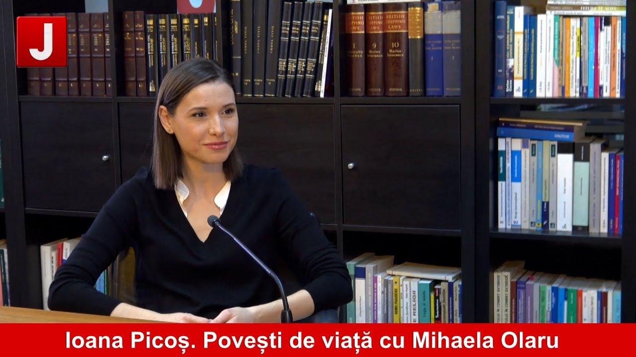 Viața bate filmul – Ioana Picoș | Povești de viață cu Mihaela Olaru
