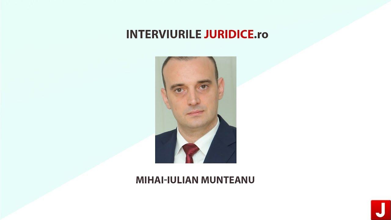 Interviu Mihai-Iulian Munteanu